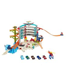 Hot Wheels - Ultimate Garage Playset - Multicoloured