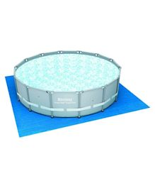 Bestway Power Steel Round Pool Set - 14 Feet by 48 Inches