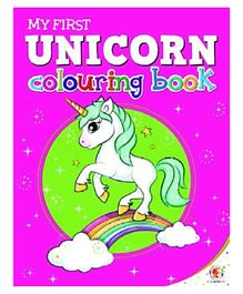 Pegasus My First Unicorn Colouring Book - English