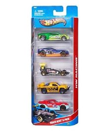 Hot Wheels - Basic Car 5-Pack PPK