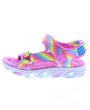 Skechers Hypno Splash Rainbow Lights - Pink