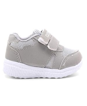 Cute Walk by Babyhug Sports Shoes Velcro Closure - Grey
