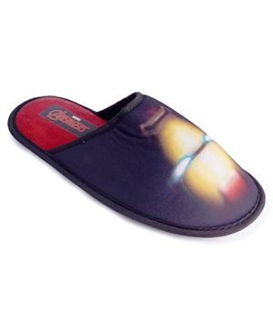 Avengers Boys Home Slipper Pitti - Blue