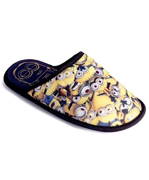 Minions Boys Home Slipper Keitof - Yellow